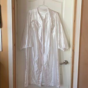 Halloween costume White robe